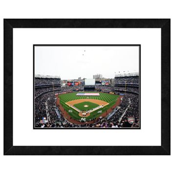 Yankee Stadium Framed Wall Art