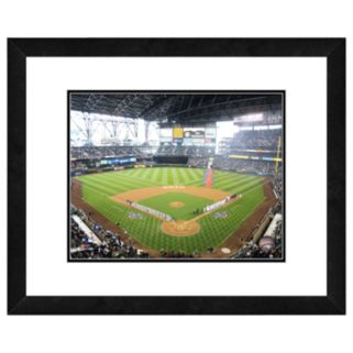 Safeco Field Framed Wall Art