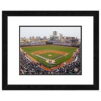 Wrigley Field Framed Wall Art