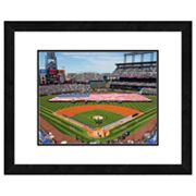 Coors Field Framed Wall Art
