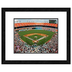 Sun Life Stadium Framed Wall Art