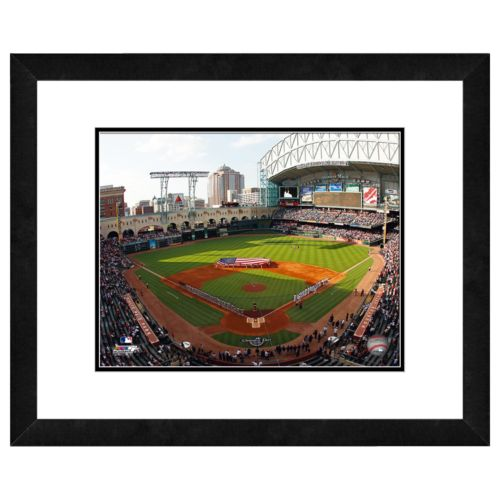 Minute Maid Park Framed Wall Art