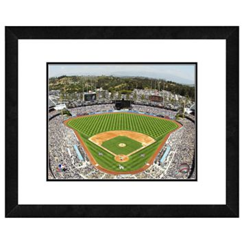 Dodger Stadium Framed Wall Art
