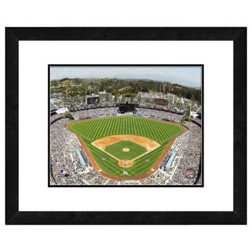 Dodger Stadium Framed Wall Art