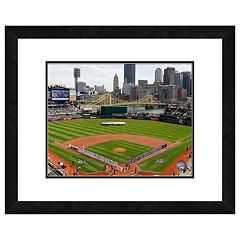 PNC Park Framed Wall Art