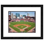 Busch Stadium Framed Wall Art