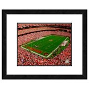 Washington Redskins FedEx Field Framed Wall Art