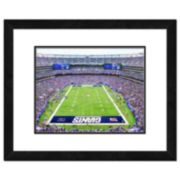 New York Giants MetLife Stadium Framed Wall Art