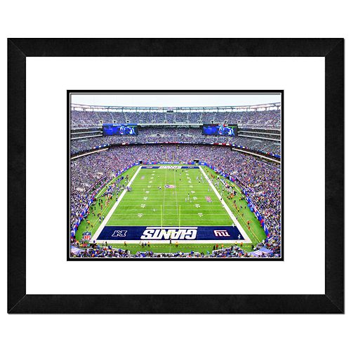 New York Giants MetLife Stadium Framed Wall Art
