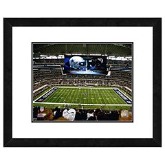 Dallas Cowboys Stadium Framed Wall Art