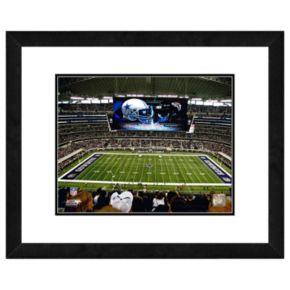 Dallas Cowboys Stadium Framed Wall Art