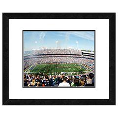 Buffalo Bills Ralph Wilson Stadium Framed Wall Art