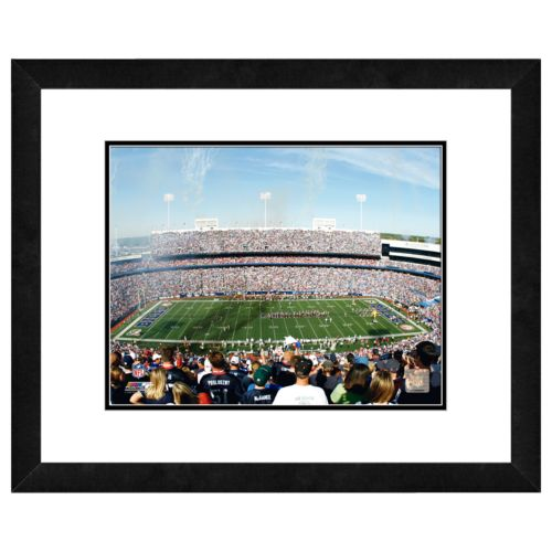 Buffalo Bills Ralph Wilson Stadium Framed Wall Art