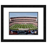 Cleveland Browns Stadium Framed Wall Art