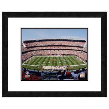 Cleveland Browns Stadium Framed Wall Art