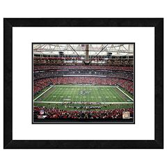 Atlanta Falcons Georgia Dome Framed Wall Art