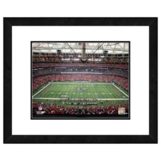 Atlanta Falcons Georgia Dome Framed Wall Art