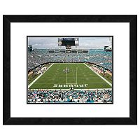 Jacksonville Jaguars Municipal Stadium Framed Wall Art
