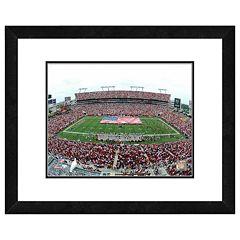 Tampa Bay Buccaneers Raymond James Stadium Framed Wall Art