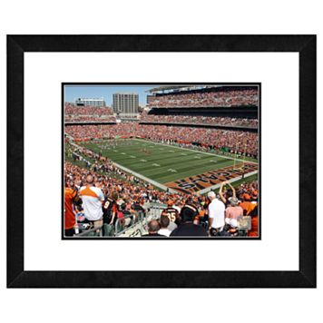 Cincinnati Bengals Paul Brown Stadium Framed Wall Art