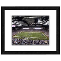 Detroit Lions Ford Field Framed Wall Art