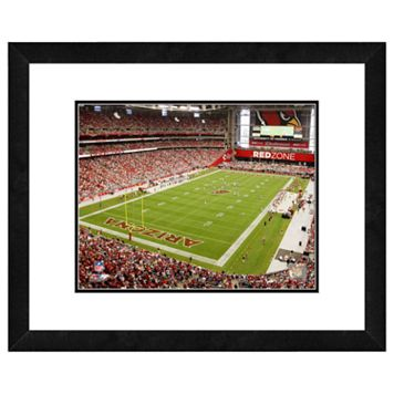 Arizona Cardinals Phoenix Stadium Framed Wall Art