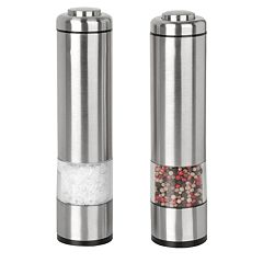 Kalorik Salt & Pepper Mill Set