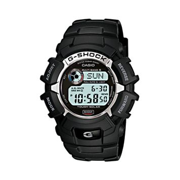 Casio Men's G-Shock Tough Solar Digital Atomic Chronograph Watch - GW2310-1K