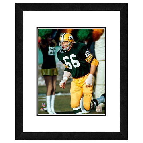 Ray Nitschke Framed Player Photo