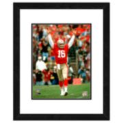 Joe Montana Framed Player Photo