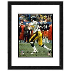 Terry Bradshaw Framed Player Photo