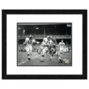 Gale Sayers Framed Player Photo