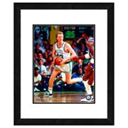Larry Bird Framed Player Photo