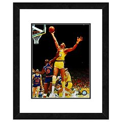Wilt Chamberlain Framed Player Photo
