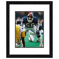 Lawrence Taylor Framed Player Photo