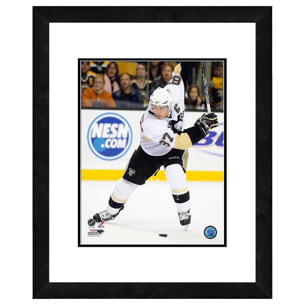 Sidney Crosby Framed Photo Player