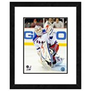 Henrik Lundqvist Framed Player Photo