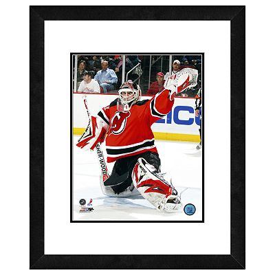 Martin Brodeur Framed Player Photo