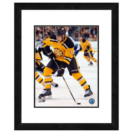 Milan Lucic Framed Player Photo