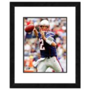 Tom Brady Framed Player Photo