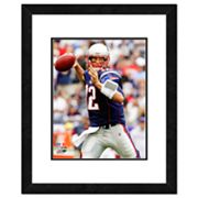 Tom Brady Framed Player Photo