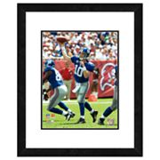 Eli Manning Framed Player Photo