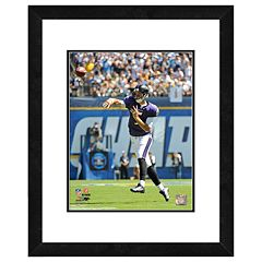 Joe Flacco Framed Player Photo