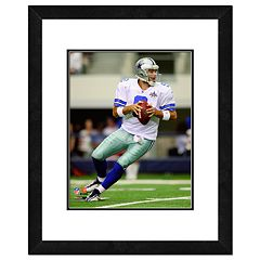 Tony Romo Framed Player Photo