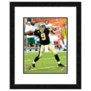 Drew Brees Framed Player Photo