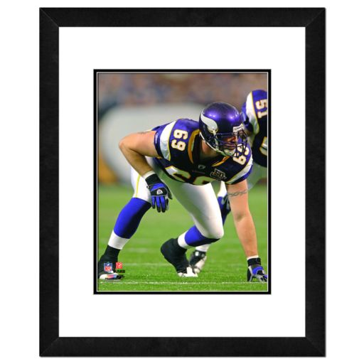 Minnesota Vikings Jared Allen Framed Wall Art