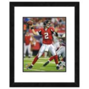 Atlanta Falcons Matt Ryan Framed Wall Art