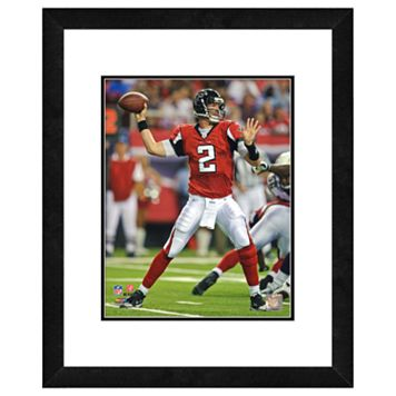 Atlanta Falcons Matt Ryan Framed Wall Art