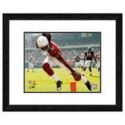 Arizona Cardinals Larry Fitzgerald Framed Wall Art