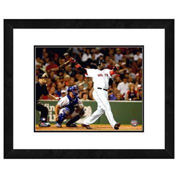 Boston Red Sox David Ortiz Framed Wall Art